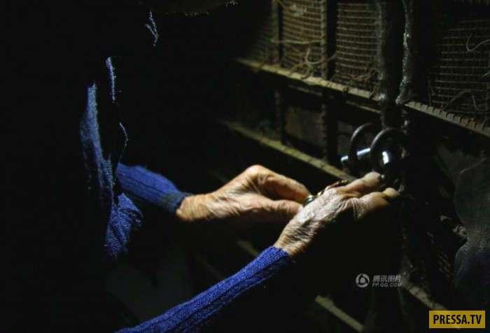 92-летний китаец построил для себя мавзолей (10 фото)