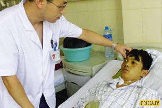 ТОП-10 удивительных и любопытных случаем в медицинской практике (10 фото)
