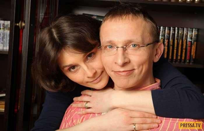 Иван и Оксана Охлобыстины - истинная любовь (13 фото)