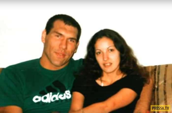 Николай Валуев и его семья (16 фото + видео)