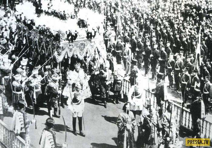 История России: редкие фотографии государя-императора Николая II (14 фото)