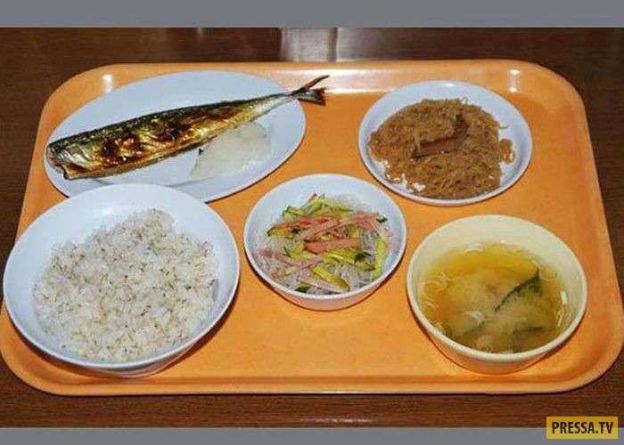 ТОП-9 тюремных обедов из разных стран (9 фото)