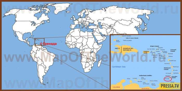 Операция -Urgent Fury- (Вспышка Ярости) вторжение США на Гренаду (14 фото+1 видео)