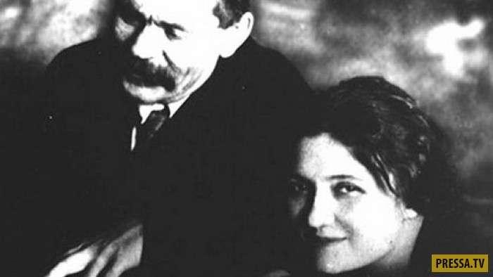 Загадочная Мария Будберг - последняя любовь Максима Горького (7 фото)