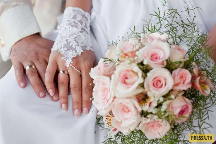 Приличная свадьба