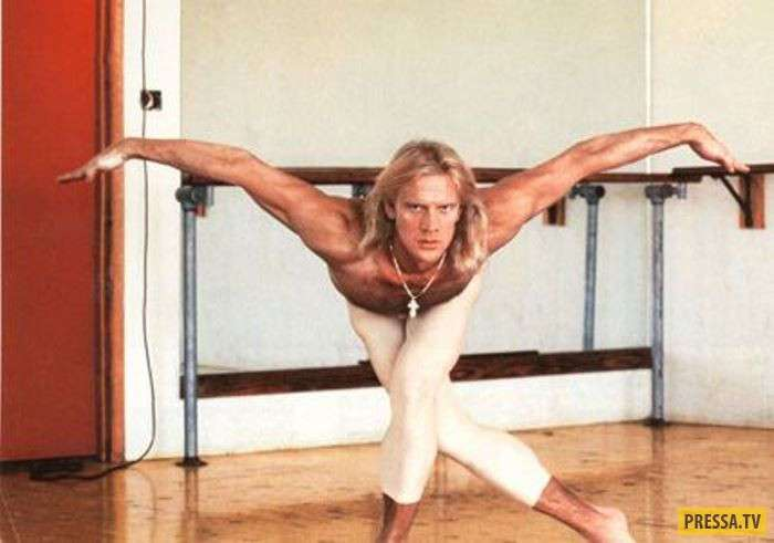 Загадочная смерть советского танцовщика Александра Годунова, бежавшего в США (14 фото)