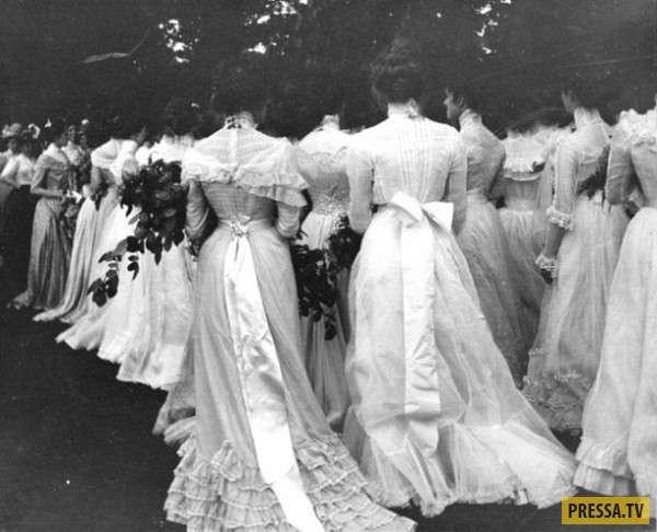 Редкие исторические кадры со всего мира (25 фото)
