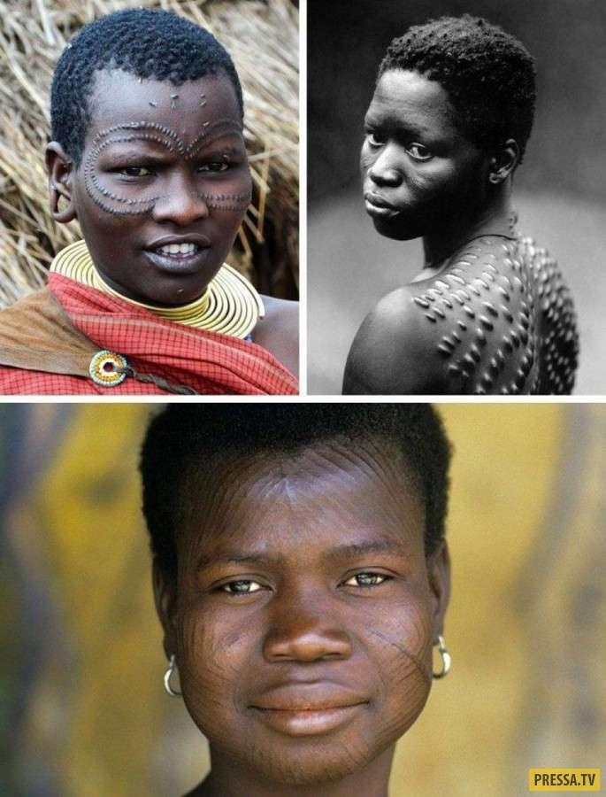 ТОП-10 стран, у которых свои понятия о красоте (10 фото)