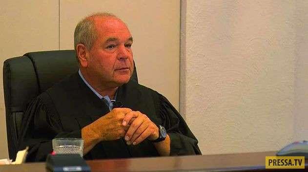 ТОП-12 оригинальных и креативных приговора судьи в США (14 фото)