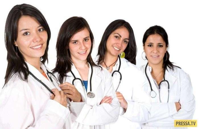 Забавные истории из медицинской практики