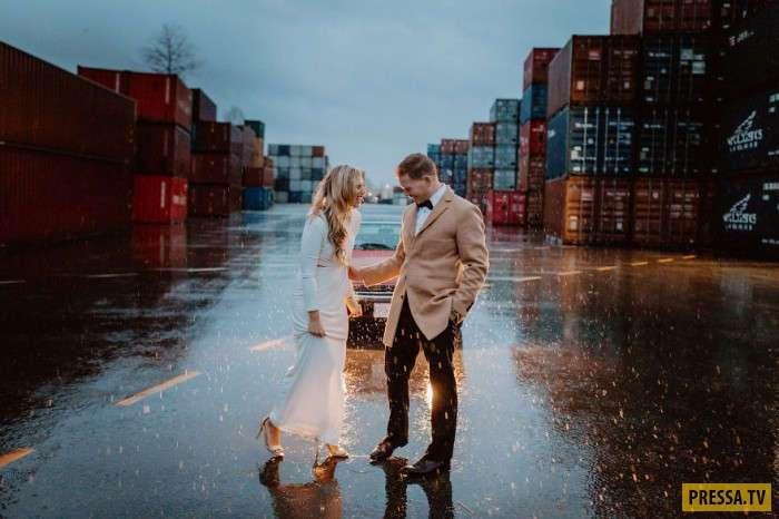 Лучшие фотографии помолвки (45 фото)