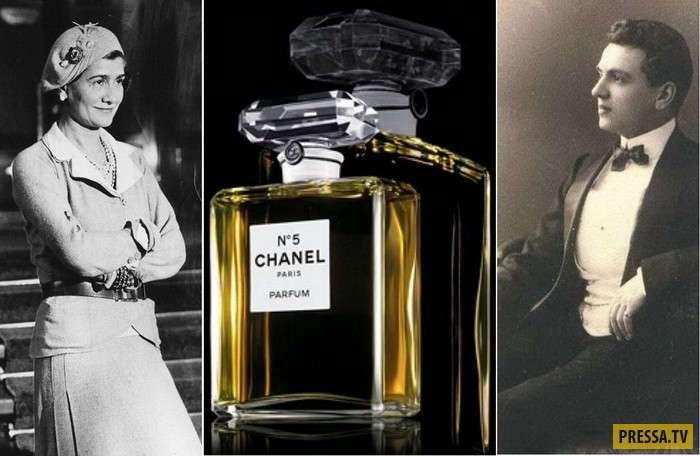 История создания духов Chanel №5 (7 фото)