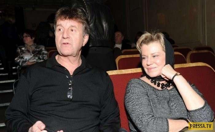 Оксана Афанасьева - последняя любовь Владимира Высоцкого и любимая жена Леонида Ермольника (12 фото)