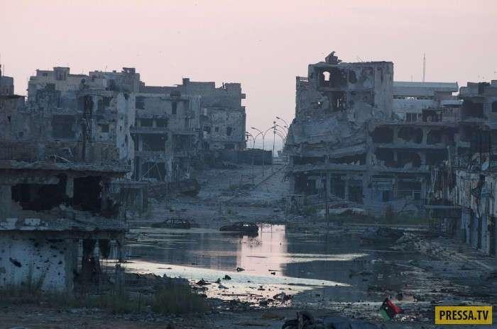 Заброшенные места на нашей планете (20 фото)