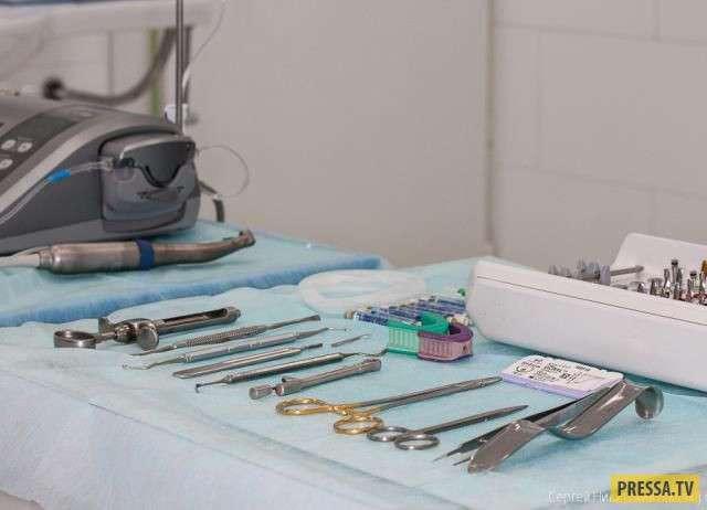 ТОП-13 ужасных примеров халатности врачей (13 фото)