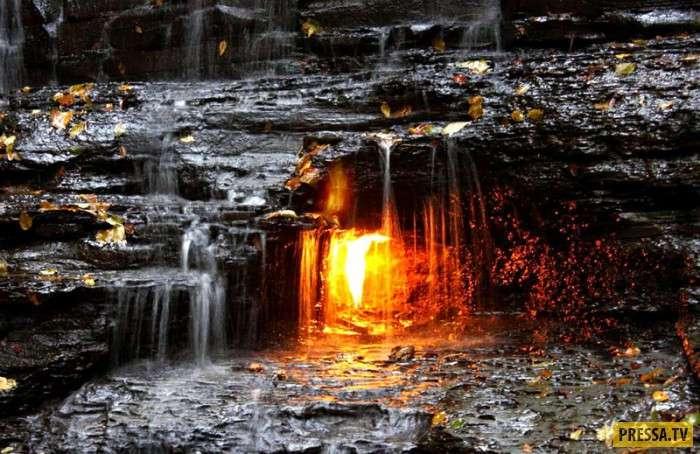 ТОП-7 удивительных природных явлений, в которые трудно поверить (10 фото)