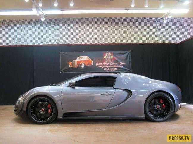 Bugatti Veyron стоимостью $82 тысячи (4 фото)