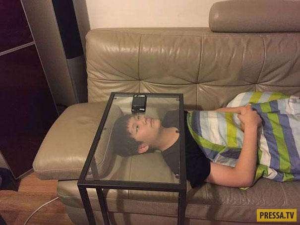 ТОП-10 преимуществ ленивого человека (10 фото)