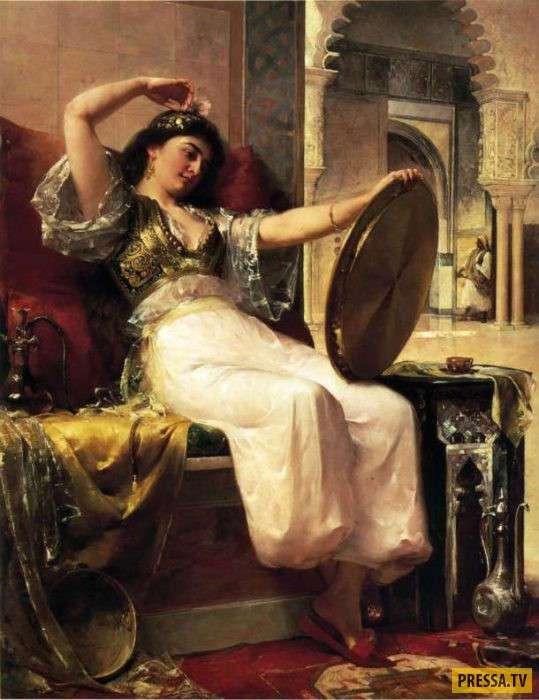 Интересные исторические факты о макияже (16 фото)