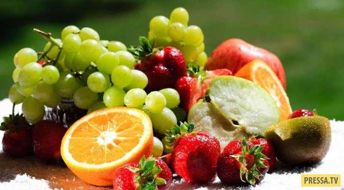 ТОП-12 продуктов, которые очищают и сохраняют артерии эластичными (12 фото)