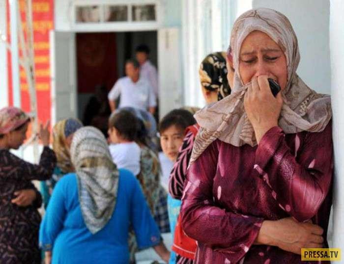 ТОП-10 странных и жестоких традиций в Азии (10 фото)