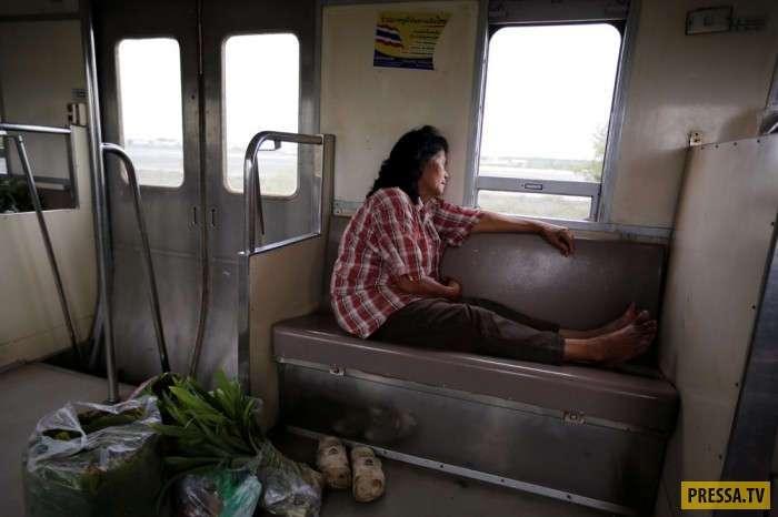 Будни жизни людей в Таиланде (44 фото)