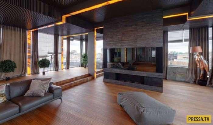 15-комнатная квартира мечты Никаса Сафронова (15 фото)