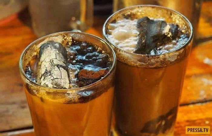 Топ 11: Самые необычные рецепты кофе (12 фото)