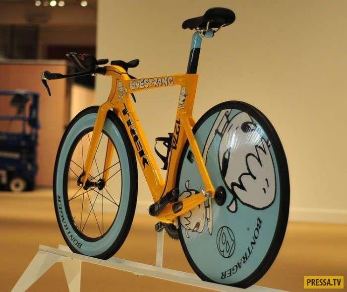 ТОП-10 самых дорогих велосипедов в мире (10 фото)