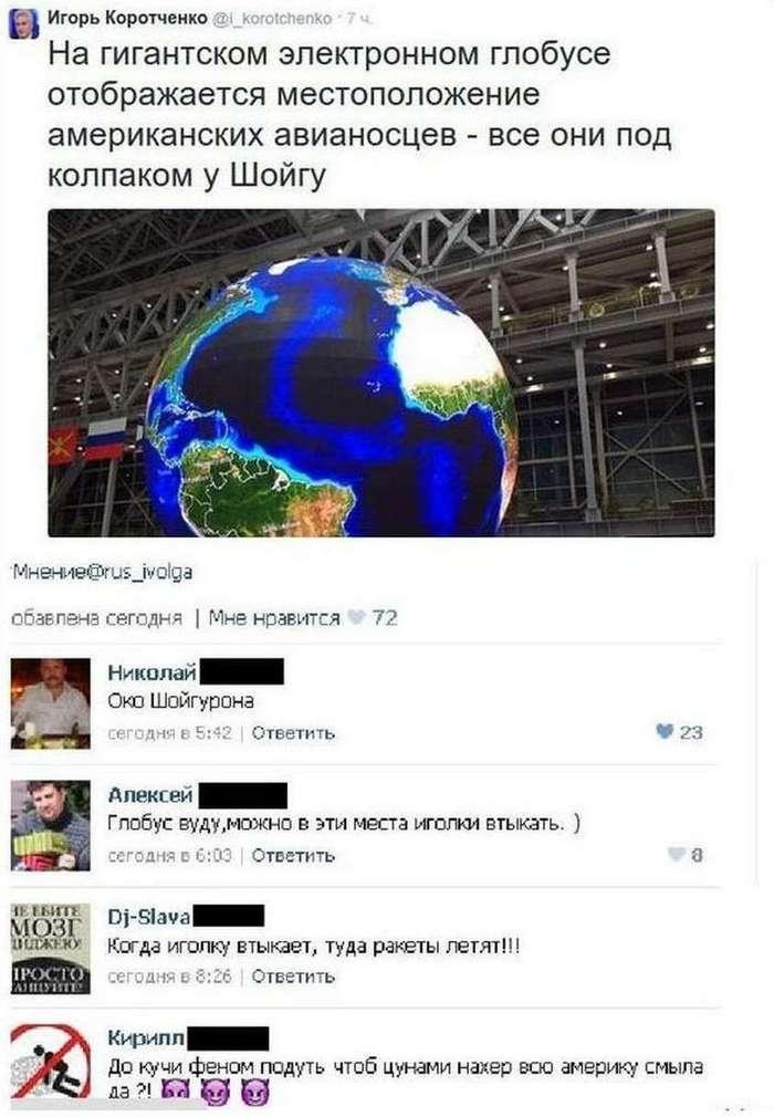 Политология и социальные сети