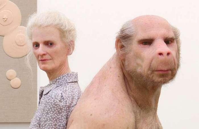 Эксперимент доктора Иванова о создании гибридов обезьяны и человека удался?