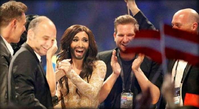 Чем удивляли фрики -Евровидения- или чем хуже, тем лучше