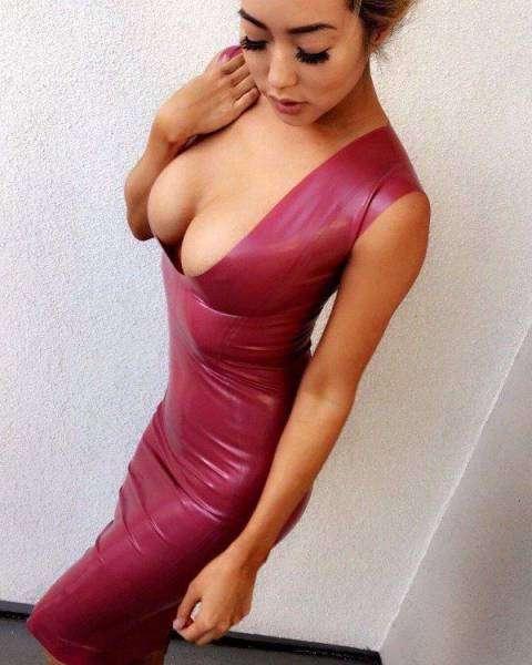 Платья, которые ничего не скрывают