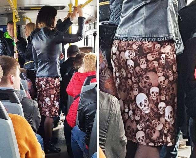 Нельзя так просто взять и прокатиться на общественном транспорте