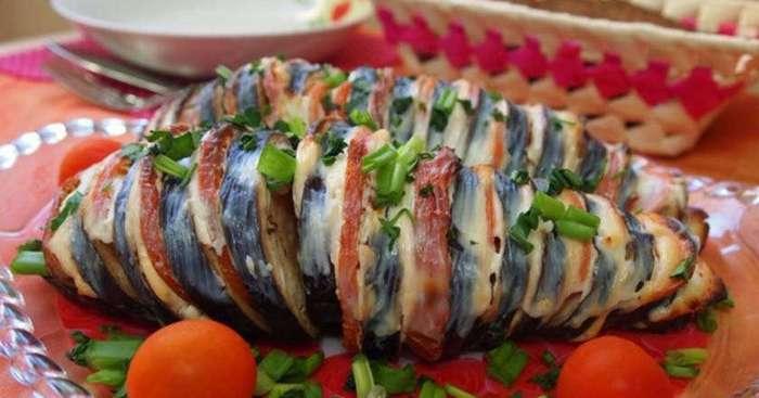 Ленивый рататуй - рецепт для тех, кто не желает летом тратить время на готовку!