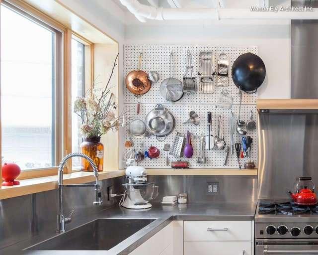 Хотите сделать кухню мечты? В этом вам помогут эти 25 гениальных идей