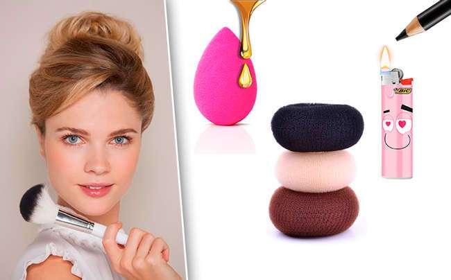 10 секретов макияжа, которые пригодятся каждой женщине