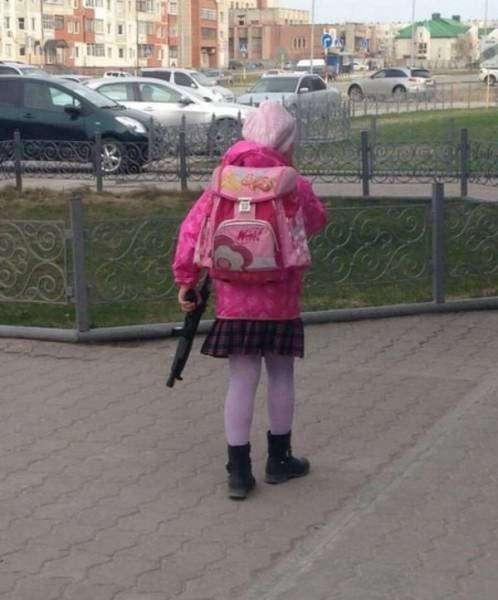 Тем временем в России (20 фото)