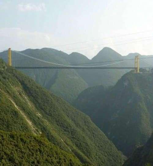 Топ-25: Самые опасные мосты, по которым вам лучше не ходить