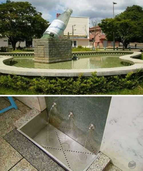 Топ-10: самые потрясающие фонтаны мира