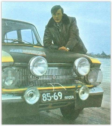 Lada EVA и мода на тюнинг -Жигулей- (20 фото)
