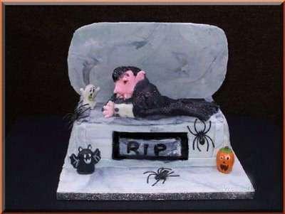 Тыковки и торты на Хэллоуин (30 фото)