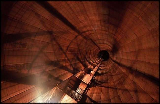 Пейзажи московских подземелий (57 фото)