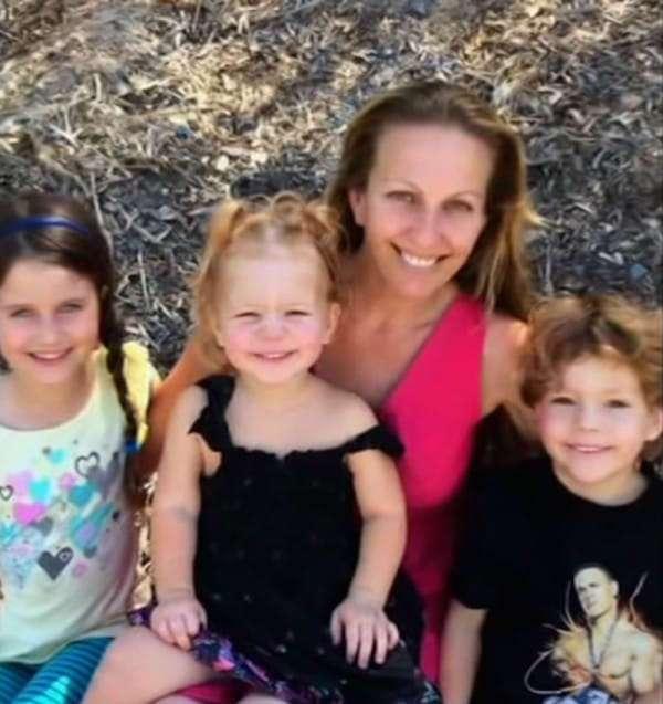 Мать 3-х детей думала, что встретила идеального мужчину. И лишь спустя 7 лет он обнажил свою сущность