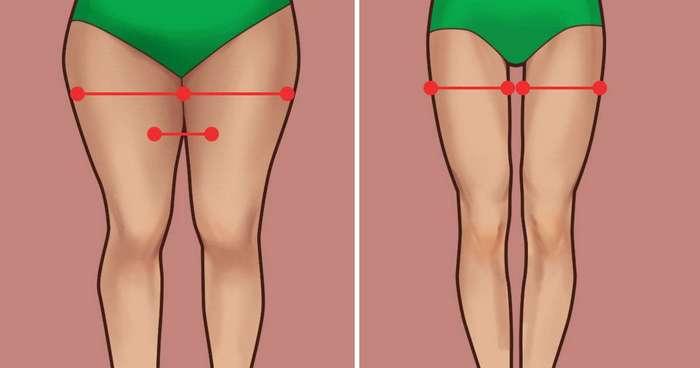 3 совета, которые помогут избавиться от лишних сантиметров на бедрах