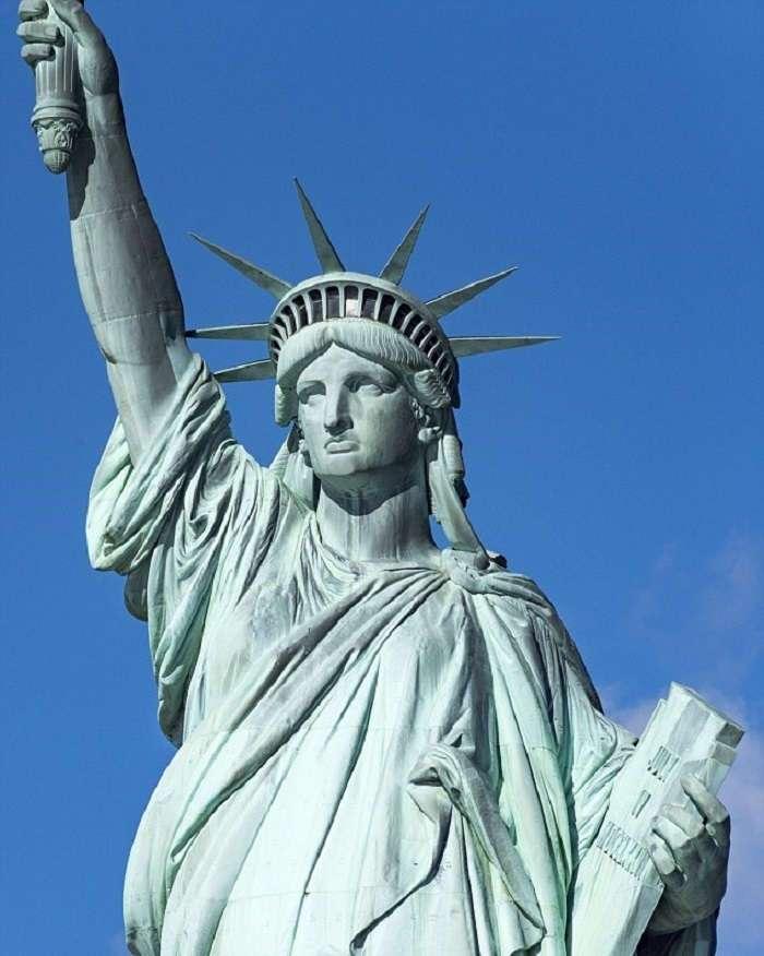А вы знали, кто является прототипом Статуи Свободы? Любопытный факт!