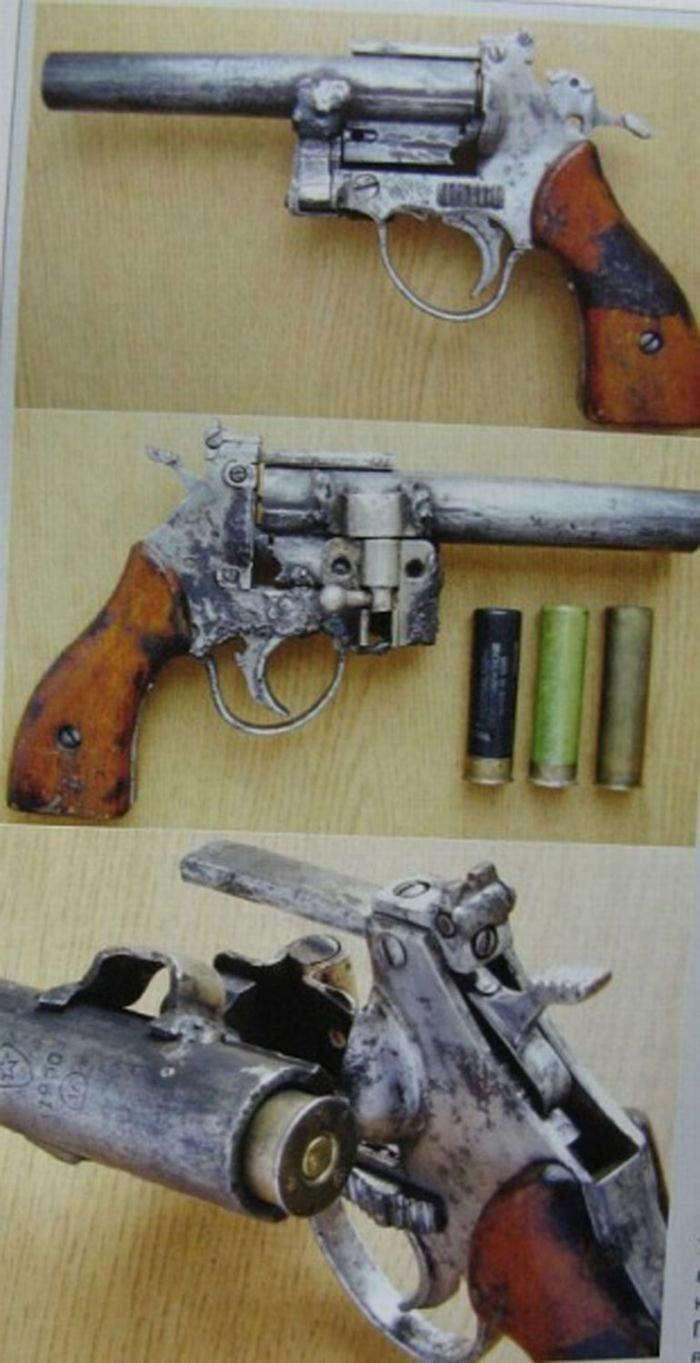 Самодельное оружие (11 фото)