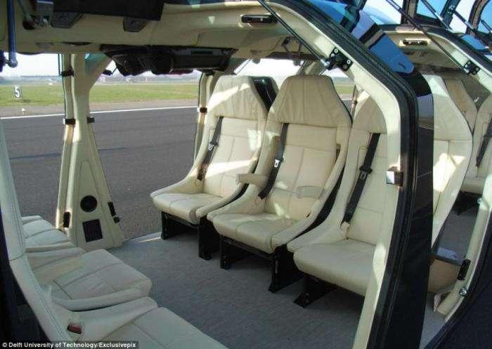Суперкар на 23 пассажира (5 фото)