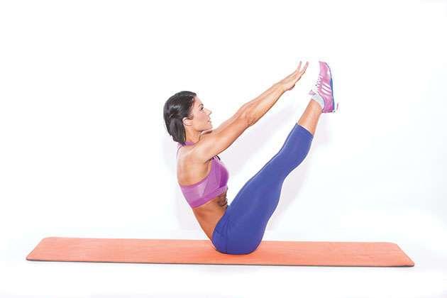 7 простых упражнений для круглой попы
