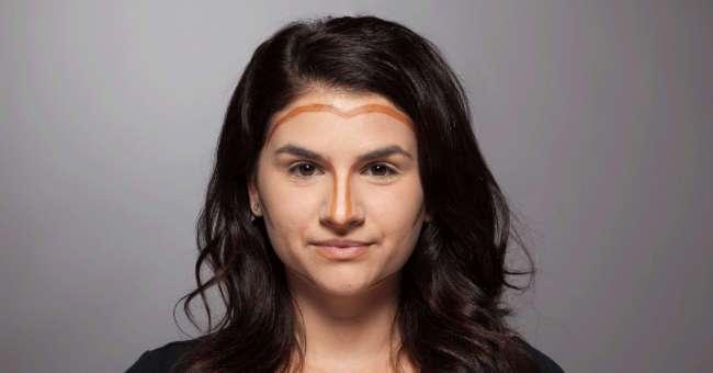 Секреты макияжа, с которыми ваше лицо будет выглядеть стройнее